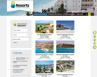Resort at World